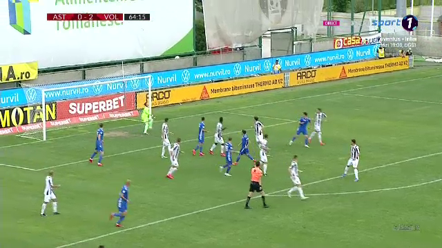 Gol ireal marcat in Romania la Astra - Voluntari.
