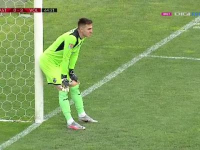 "Gol ireal marcat in Romania la Astra - Voluntari. ""Ce sa-i fac?!"" E venit din zona crepusculara! Cum a putut sa marcheze Mailat"