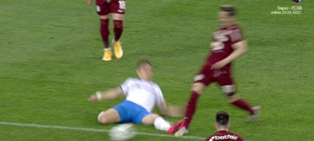 Se scriu comunicatele, CFR o sa-l vrea interzis si pe Kovacs! :) Penalty refuzat pentru liderul din Liga 1: ce s-a intamplat
