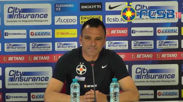 """""""Nu avem alte solutii!"""" Toni Petrea, pregatit de duelul de foc cu Sepsi! Ce a spus antrenorul la conferinta de presa"""
