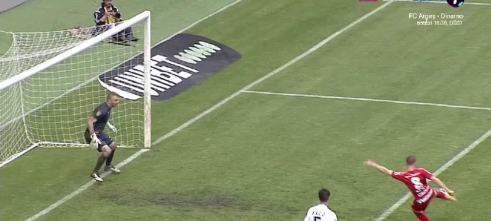 UTA, salvata matematic de la retrogradare dupa victoria cu Gaz Metan: 1-0! Antal a inscris singurul gol al meciului