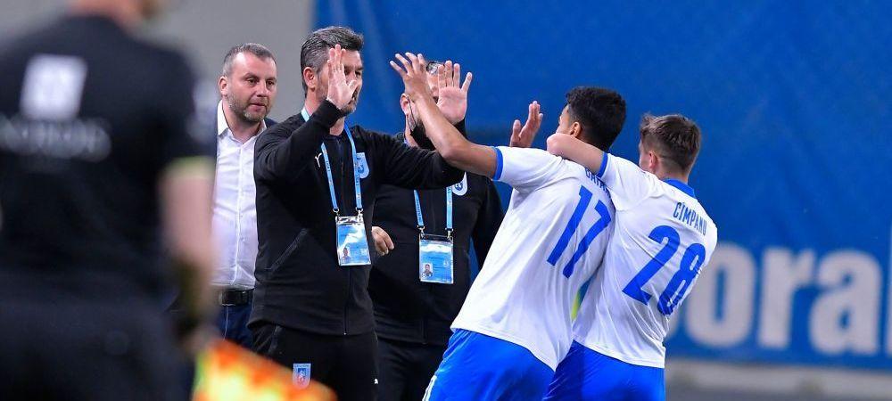 """Discurs fara precedent al lui Ouzounidis: """"Ce-i asta? Am abandonat meciul, nu se poate asa ceva! Asta nu e fotbal! Mai bine bag echipa a doua cu FCSB!"""""""