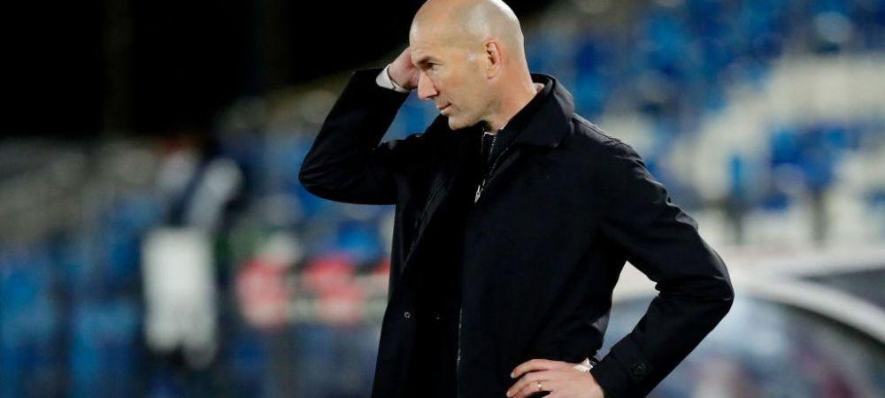 Anuntul momentului din Spania! Zidane si-a anuntat jucatorii ca pleaca de la Real! Cand s-a intamplat totul
