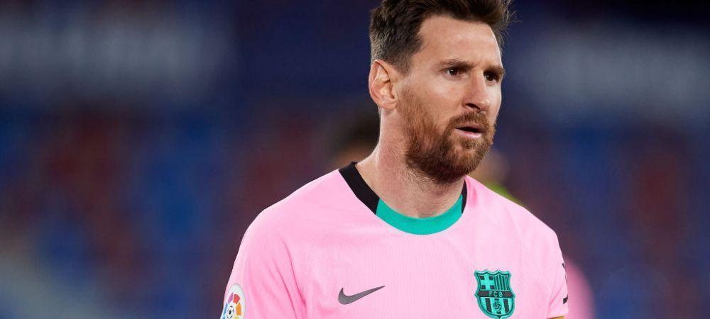 Asta este anuntul momentului: Messi, dispus sa semneze cu City! Salariul care l-ar duce direct in istoria Premier League