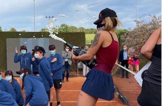 Sa curga sampania! Andreea Prisacariu a castigat cel mai important titlu al carierei si isi continua ascensiunea in clasamentul WTA