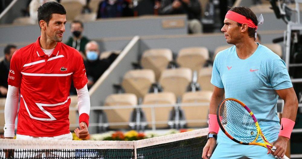 LIVE DE LA 18:00 | Colosii Rafael Nadal si Novak Djokoovic joaca al 57-lea meci direct in finala turneului ATP Masters 1000 de la Roma