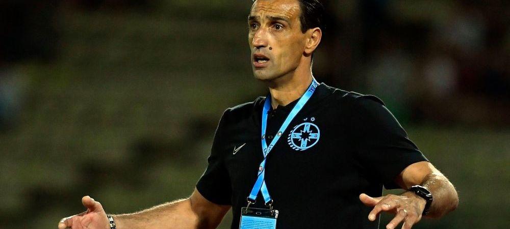 """""""Este o intrebare rautacioasa!"""" Vintila, iritat la finalul meciului dupa umilinta cu Afumati! Ce a spus antrenorul lui FCSB 2"""