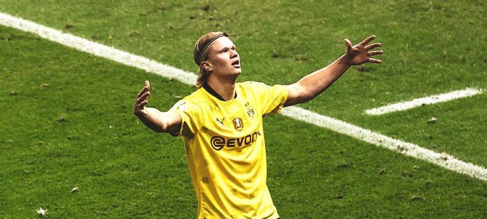 """""""Am spus asta peste tot!"""" Borussia i-a hotarat soarta lui Haaland! Ce se intampla cu superstarul norvegian din sezonul viitor"""