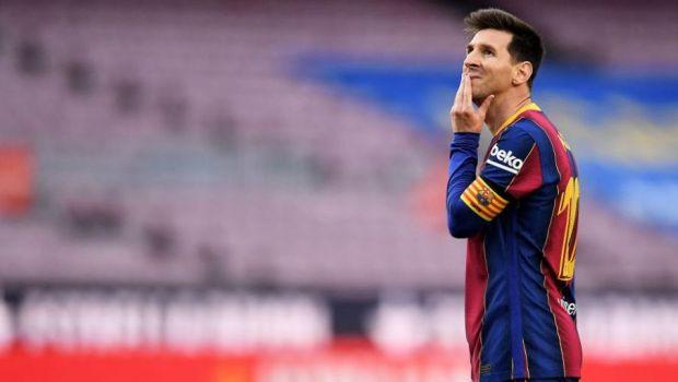 Messi, monstruos! Al 9-lea sezon cu cel putin 30 de goluri in campionat dupa ce a marcat cu Celta
