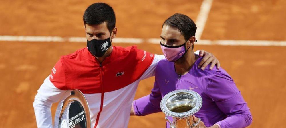 """""""E a 55-a oara saptamana asta cand ma intrebati despre noua generatie. Eu, Nadal si Federer suntem NextGen!"""" Novak Djokovic i-a ironizat pe membrii noii generatii a tenisului masculin"""