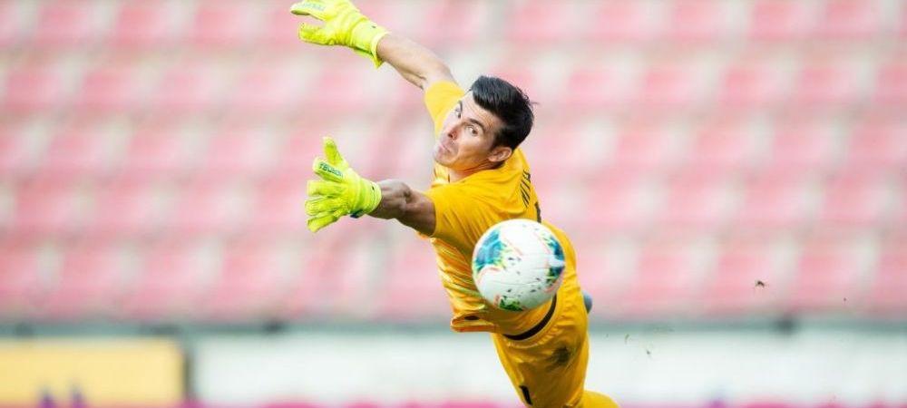 Victorie spectaculoasa reusita de echipa lui Florin Nita in Cehia! Sparta Praga s-a impus intr-un meci cu 9 goluri! VIDEO: singura gafa a romanului