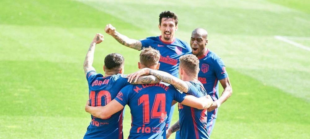 """Manchester United incearca sa dea lovitura pe piata transferurilor! Vrea sa-l aduca pe fotbalistul """"revitalizat"""" de Simeone la Atletico"""