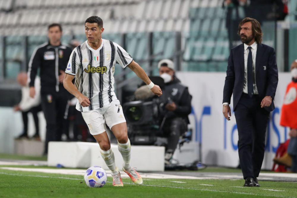 Nume suprinzator pe lista lui Juventus pentru a-l inlocui pe Pirlo! Ce antrenor care a facut cariera ca jucator la o mare rivala vor sa aduca