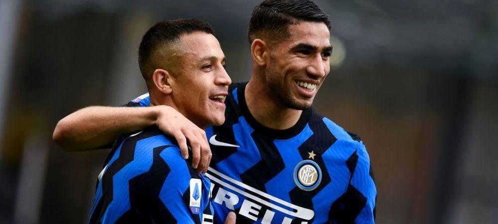 Hakimi, inapoi la Real Madrid?! Cat cere campioana Italiei in schimbul marocanului si ce spune fotbalistul despre revenirea in Spania