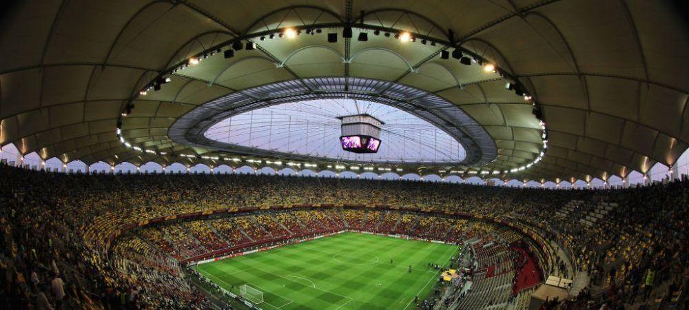 Arena Nationala, tot mai pregatita pentru meciurile de la Euro! FRF a modernizat instalatia de nocturna! Imagini de ultima ora