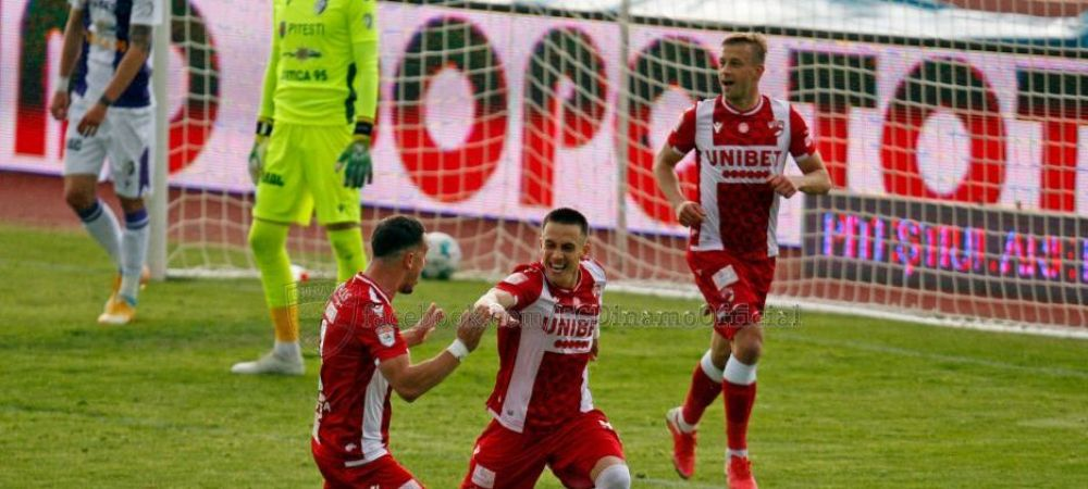 "Andreas Mihaiu, recunoscator fata de colegi dupa primul gol in Liga 1! ""De asta e frumos fotbalul! Pierzi, castigi, poti reveni!"""