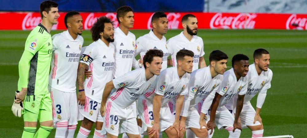 Revolutie la Real! 10 jucatori, pe lista de transferuri! De cine se poate desparti Madridul in vara
