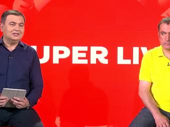 SuperLive cu Mironica! Cristi Costache si Daniel Nanu inainte de meciurile care decid titlul in Romania