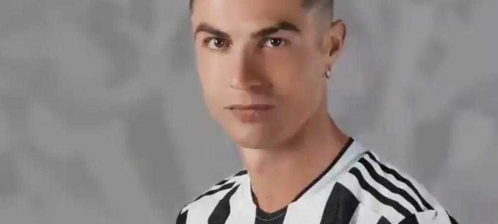 Juventus si-a prezentat noul echipament! Ce tricouri vor purta Ronaldo si Dybala din sezonul urmator