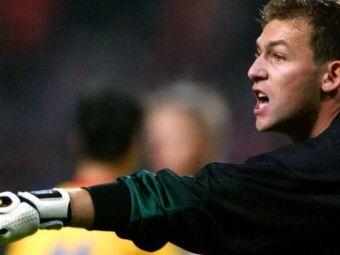 """Lobont a fost pe punctul de a semna cu AC Milan! """"Lobby, la jocul cu piciorul, era ca Messi al portarilor!"""" Dezvaluirea lui Dinu Gheorghe"""