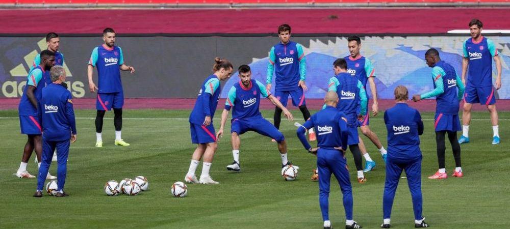 4 jucatori importanti, la un pas de despartirea de Barcelona! In ce conditii vor mai putea ramane pe Camp Nou si cine sunt singurii fotbalisti netransferabili