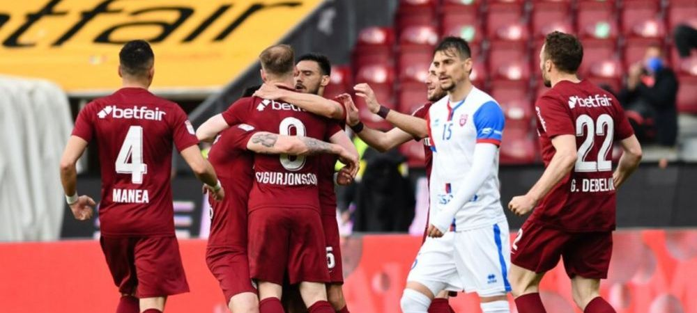 CFR Cluj pleaca fara de trofeu de la Botosani chiar daca va castiga titlul! Decizia luata de LPF