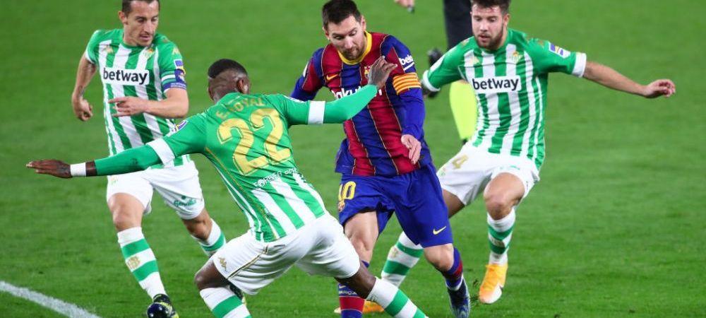 Barcelona face primul transfer din sezonul urmator! Anuntul facut de presa din Spania: ce jucator poate veni pe Camp Nou din vara