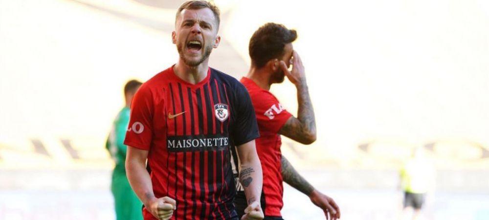 Alexandru Maxim, aproape de campiona Turciei! Fotbalistul roman ar putea juca in Champions League in sezonul urmator