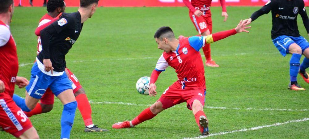 Anunt bomba inainte de startul meciului FC Botosani - CFR Cluj! Jucatorul scos din lot de Croitoru in ultimul moment din cauza ca ar fi semnat cu CFR