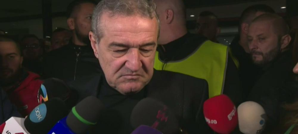 """Becali a intrat in direct si a anuntat primele doua transferuri la FCSB: """"Am dat OK-ul pentru astia doi si mai vreau unul!"""""""