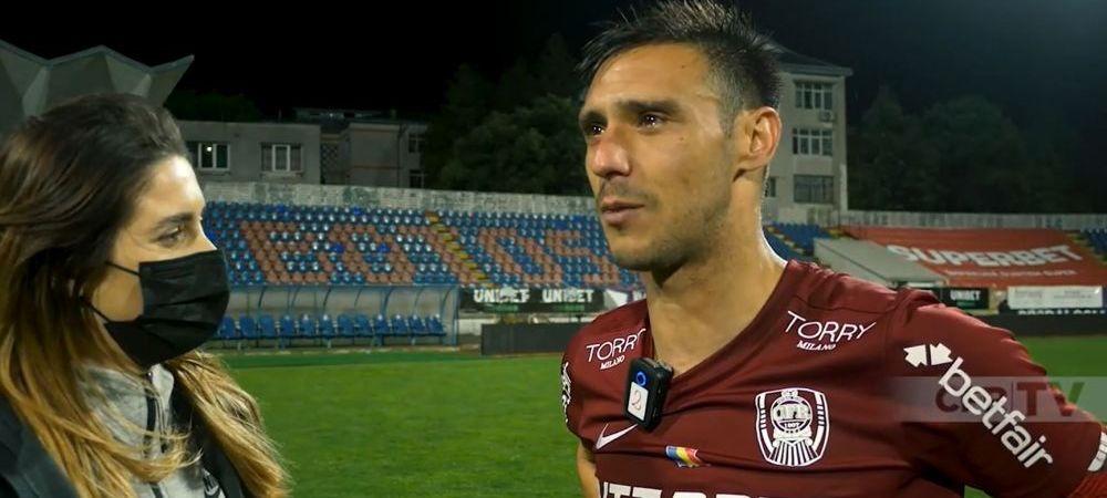 Mario Camora, in lacrimi dupa castigarea titlului! Imagini emotionante cu fotbalistul CFR-ului