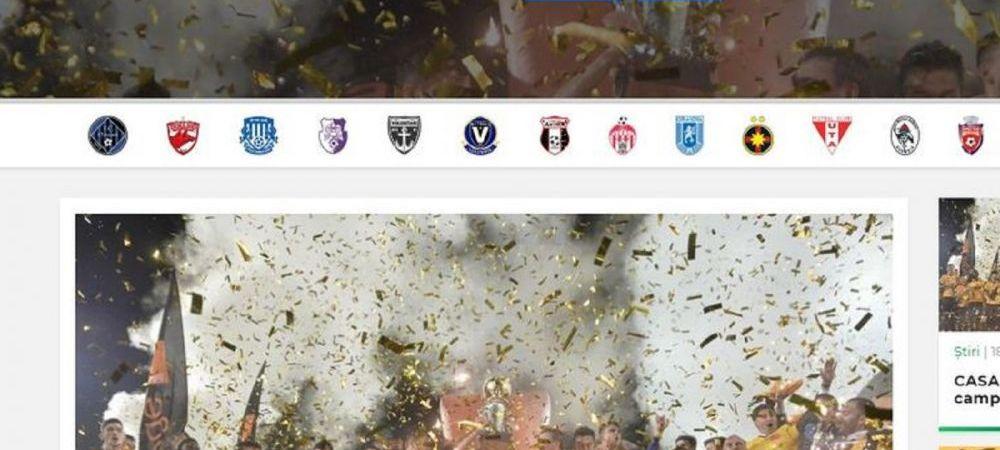 Gafa imensa facuta de LPF dupa ce CFR Cluj a iesit campioana! Ce au putut sa posteze