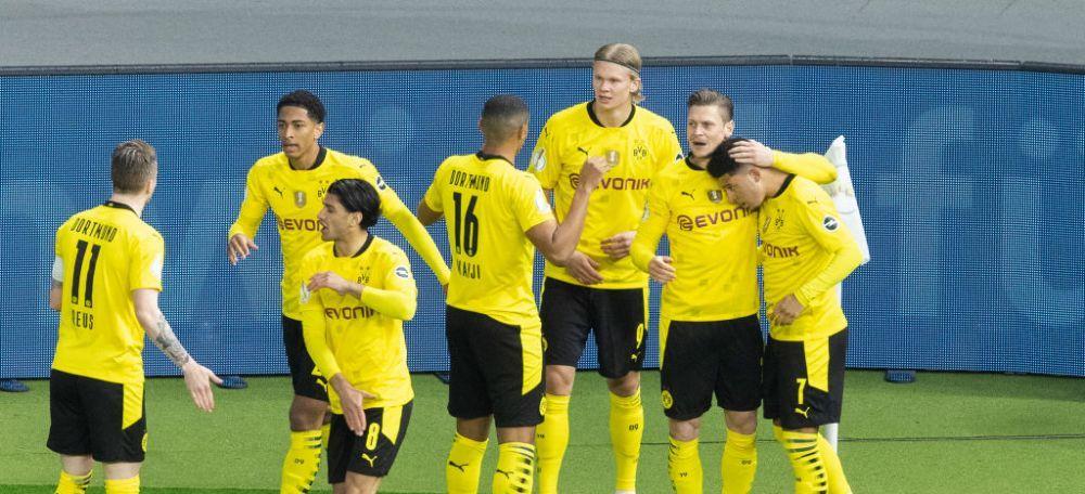 Englezii anunta ca vedeta lui Dortmund e aproape de Premier League! Chelsea, in pole-position pentru transferul dorit de Tuchel