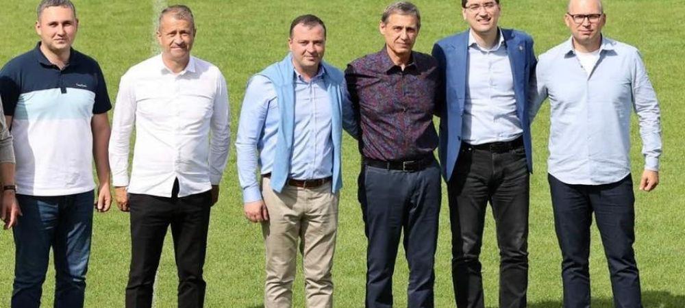 Vom avea trei campionate comune cu Republica Moldova! Burleanu a stabilit totul cu omologii de peste Prut