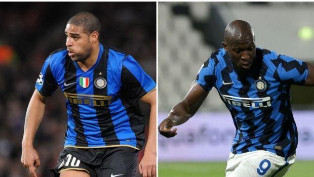 """Lukaku, mostenitorul lui Adriano: """"Este un jucator unic! Nimeni nu il poate opri!"""" Ce spune fostul atacant brazilian despre Inter"""