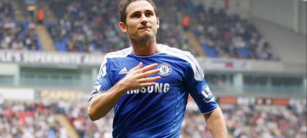Lampard si-a castigat locul in istorie! Va fi inclus in Hall of Fame-ul Premier League impreuna cu alte nume uriase
