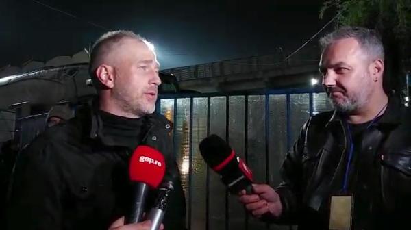 """Parca e discursul de adio! """"Multumesc patronatului, in iunie mi se termina contractul!"""" Edi Iordanescu e gata sa plece"""