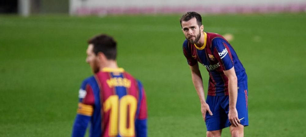 Presa catalana anunta ca Pjanic e aproape de plecarea de la Barcelona! Care sunt echipele care il vor pe mijlocas