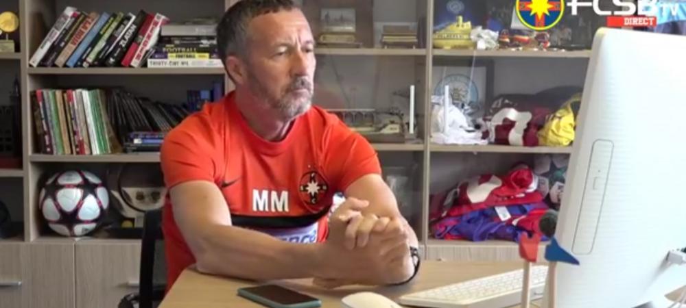 """Reactie de ultima ora a lui Mihai Stoica dupa ce ultrasii i-au cerut sa plece urgent de la echipa: """"Mustata a sunat jucatorii si le-a spus ca le sparge masinile"""""""