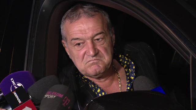 "Becali a facut primul anunt despre noul antrenor: ""A fost la palat!"" Varianta SOC: Dica, surprins la plecare! Reactia lui Becali"