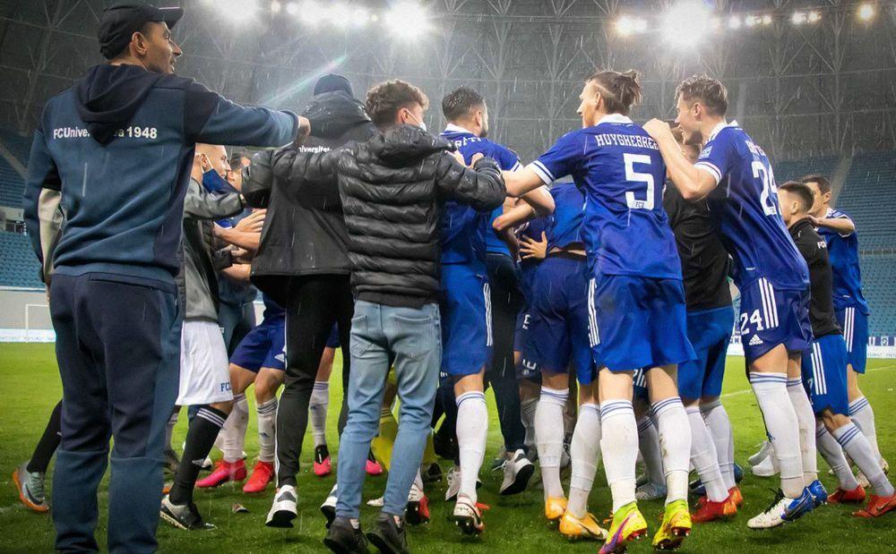 Anunt de ultima ora, FC U Craiova a facut primul transfer! Cine e jucatorul care a semnat cu noua promovata