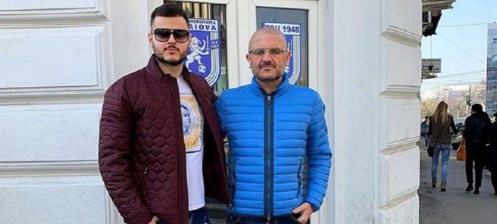 """Buget important pentru FCU Craiova in Liga 1! """"Istoria ne obliga sa fim la nivelor primelor 3-4 clasate!"""" Anuntul lui Mititelu Jr."""