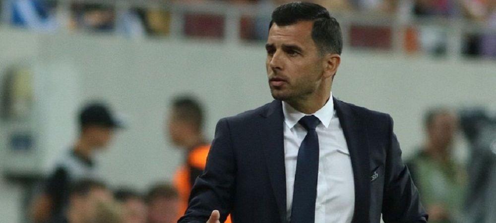 """Dica e antrenor la echipa nationala, punct!"" Prima reactie din partea FRF dupa ce Becali a spus ca si-l doreste pe Dica la FCSB"