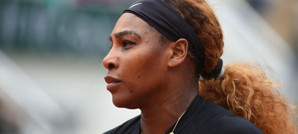 Antrenorul Patrick Mouratoglou admite o mare eroare comisa inainte de Roland Garros: rezultate dezastruoase pentru Serena Williams in acest an pe zgura