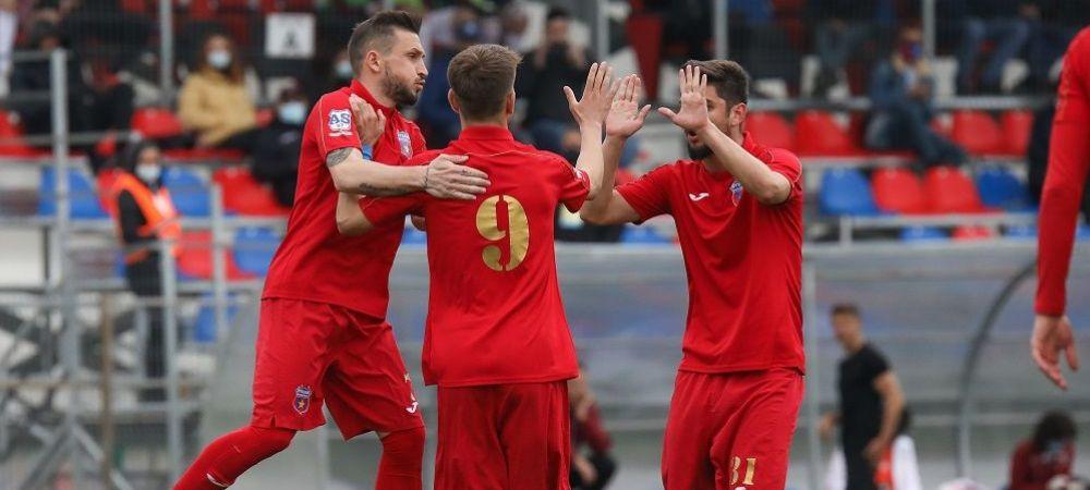 Meciul tur dintre Steaua si CS Afumati se va disputa cu fani in tribune! Cati spectatori vor putea fi pe stadion