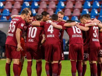 """Ce lovitura pregateste Rapidul! Cine e fotbalistul de la CFR Cluj dorit in Giulesti! Reactia suporterilor: """"Mutare de senzatie!"""""""