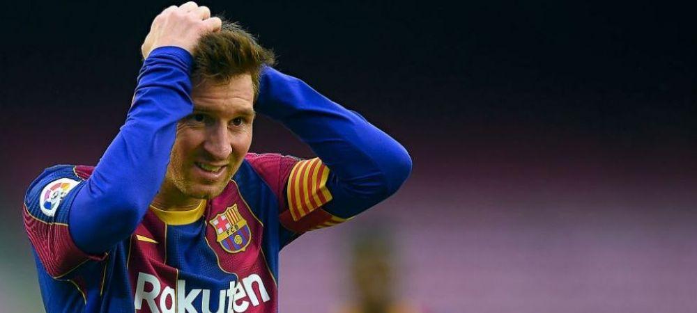 """Se incheie """"era"""" Messi la Barcelona?! Starul catalanilor, trimis in vacanta inainte de ultimul meci din La Liga"""