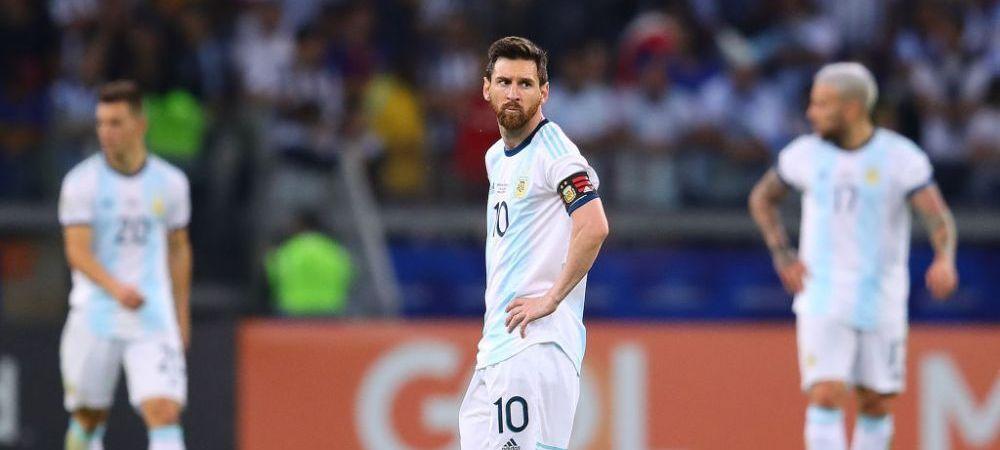 Argentina suspenda sezonul fotbalistic cu doar cateva saptamani inainte de gazduirea Copa America! Ce se va intampla cu turneul final din America de Sud