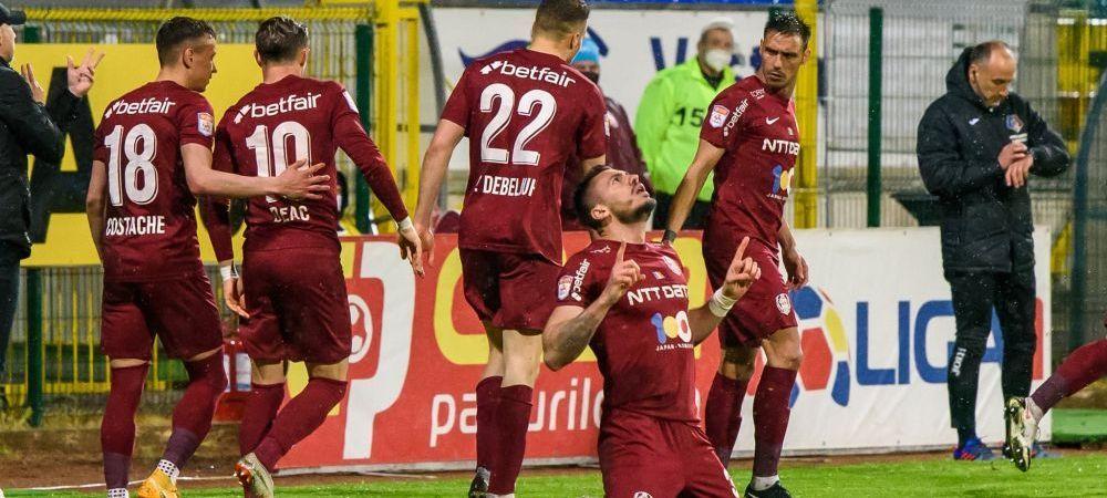 Anuntul pe care il asteptau fanii lui CFR Cluj! Ce se va intampla la meciul din ultima etapa cu FCSB