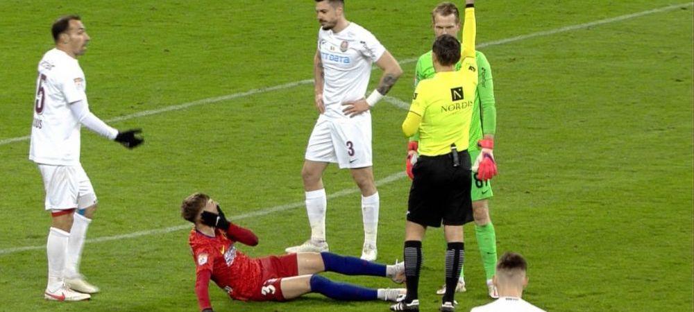"""""""Cand castiga un meci, ei sunt cei mai tari, se pacalesc singuri!"""" Arlauskis, atacuri la FCSB: """"Asta m-a deranjat la Hategan!"""" Ce spune despre rosul primit"""